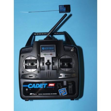 CADET 4 PRO 2,4 GHz